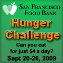 Hunger challenge web badge - 125x125