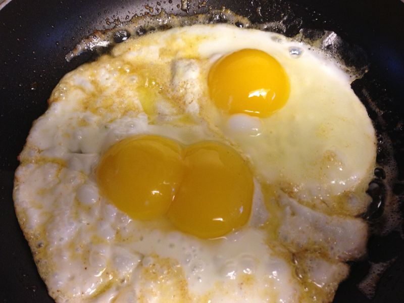 Double Yolks