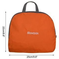 backpack folded